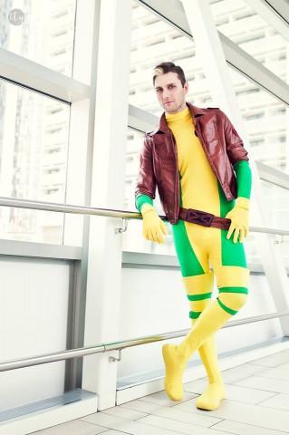 Ryan Brandt Rogue costume