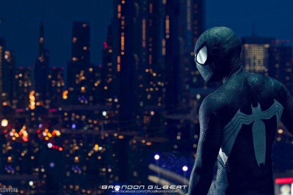 Spider-Man Symbiote Cosplay 1