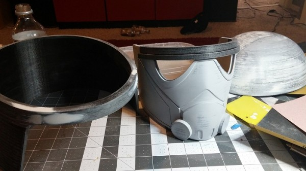 Star Wars Rebels AT-DP Helmet 2