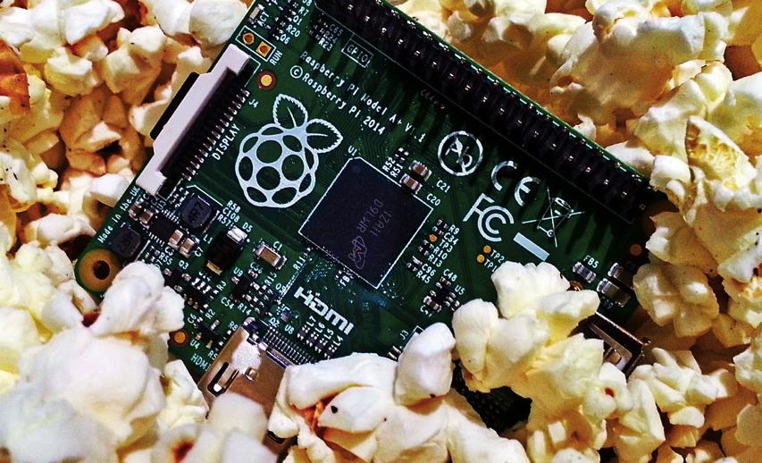 Turn A Raspberry Pi Into A Cinema Average Man vs Raspberry Pi