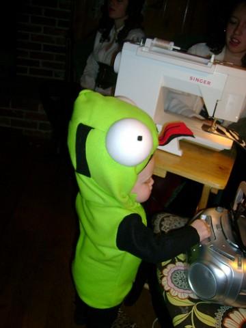 gir costume