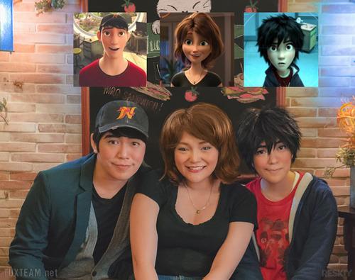 hiro and tadashi cosplay 2