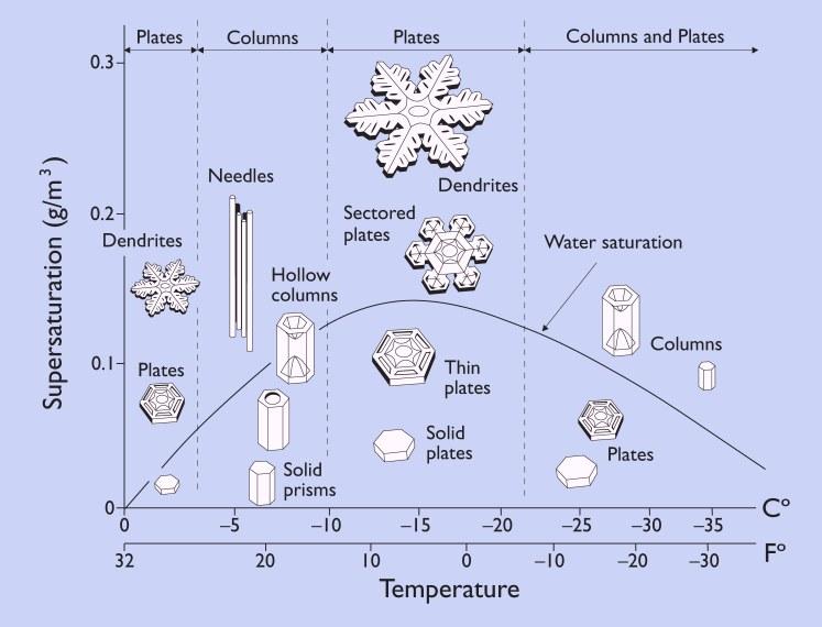 Physicssnowgraphic