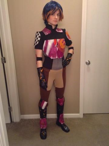 sabine wren costume 1