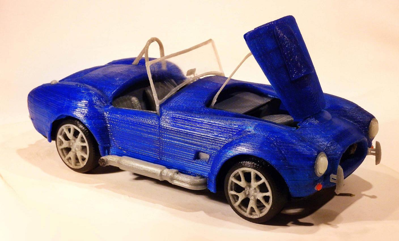 Detailed #3DPrinted Car Models #3DThursday #3DPrinting « Adafruit