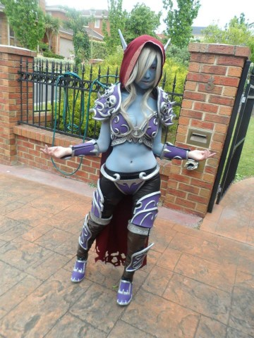 World Of Warcraft Sylvanas Windrunner Costume 171 Adafruit