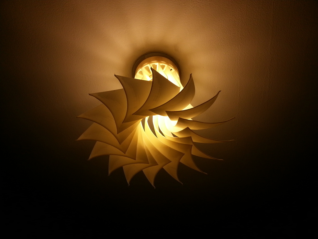 turbine-Lamp-Shade