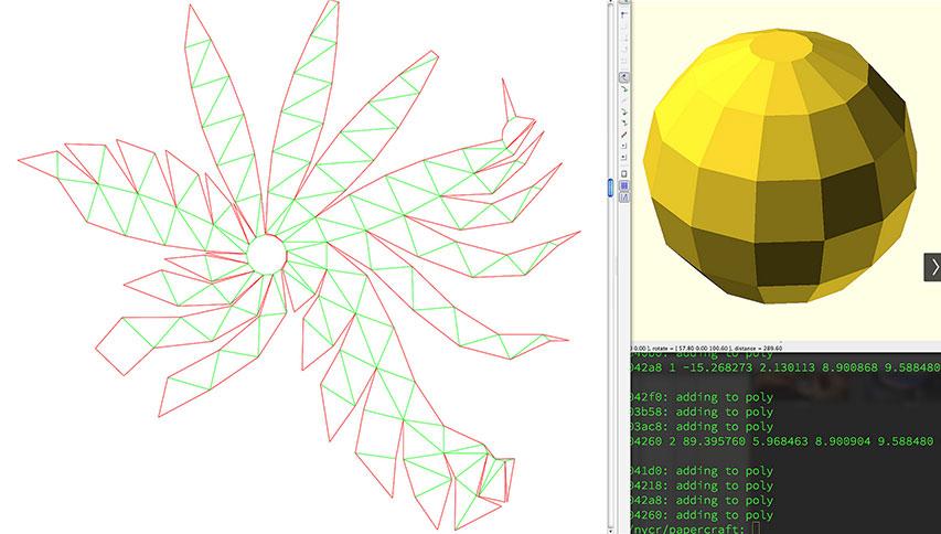 Unfolding STLs #3DThursday #3DPrinting « Adafruit ...
