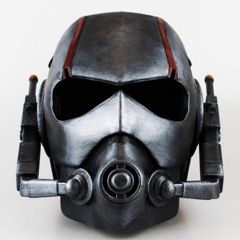 3d printed ant-man helmet 1