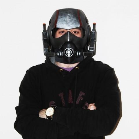 3d printed ant-man helmet 4