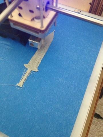 3d printed dwarven dagger 2