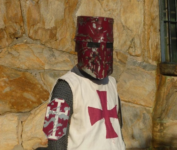 Assassin's Creed Templar Knight Helmet 1