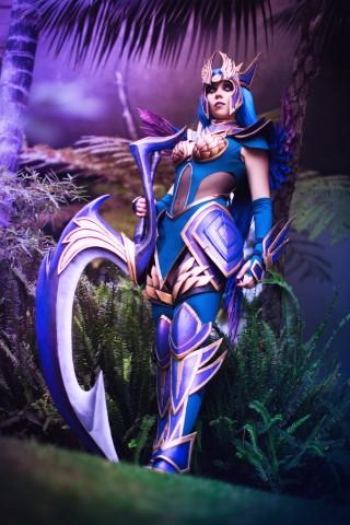 Dark Valkyrie Diana 1