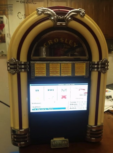 Raspberry pi pandora s jukebox raspberry pi piday for Full name of pi
