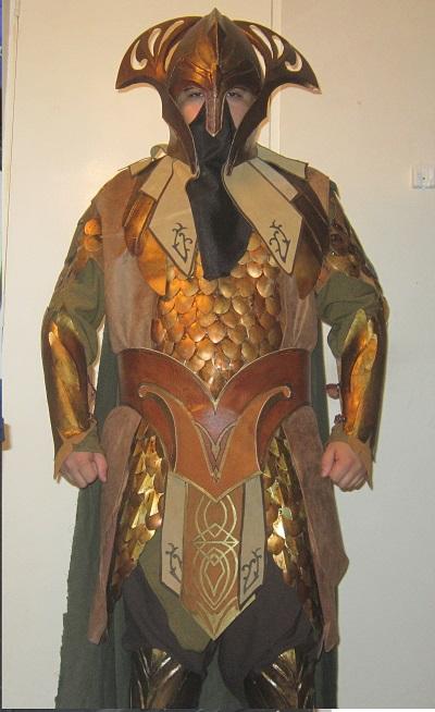 Mirkwood Palace Guard 1
