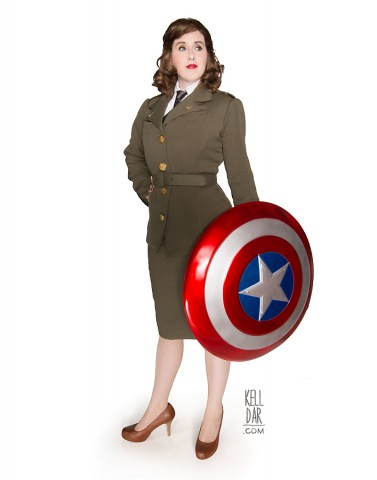 peggy carter costume