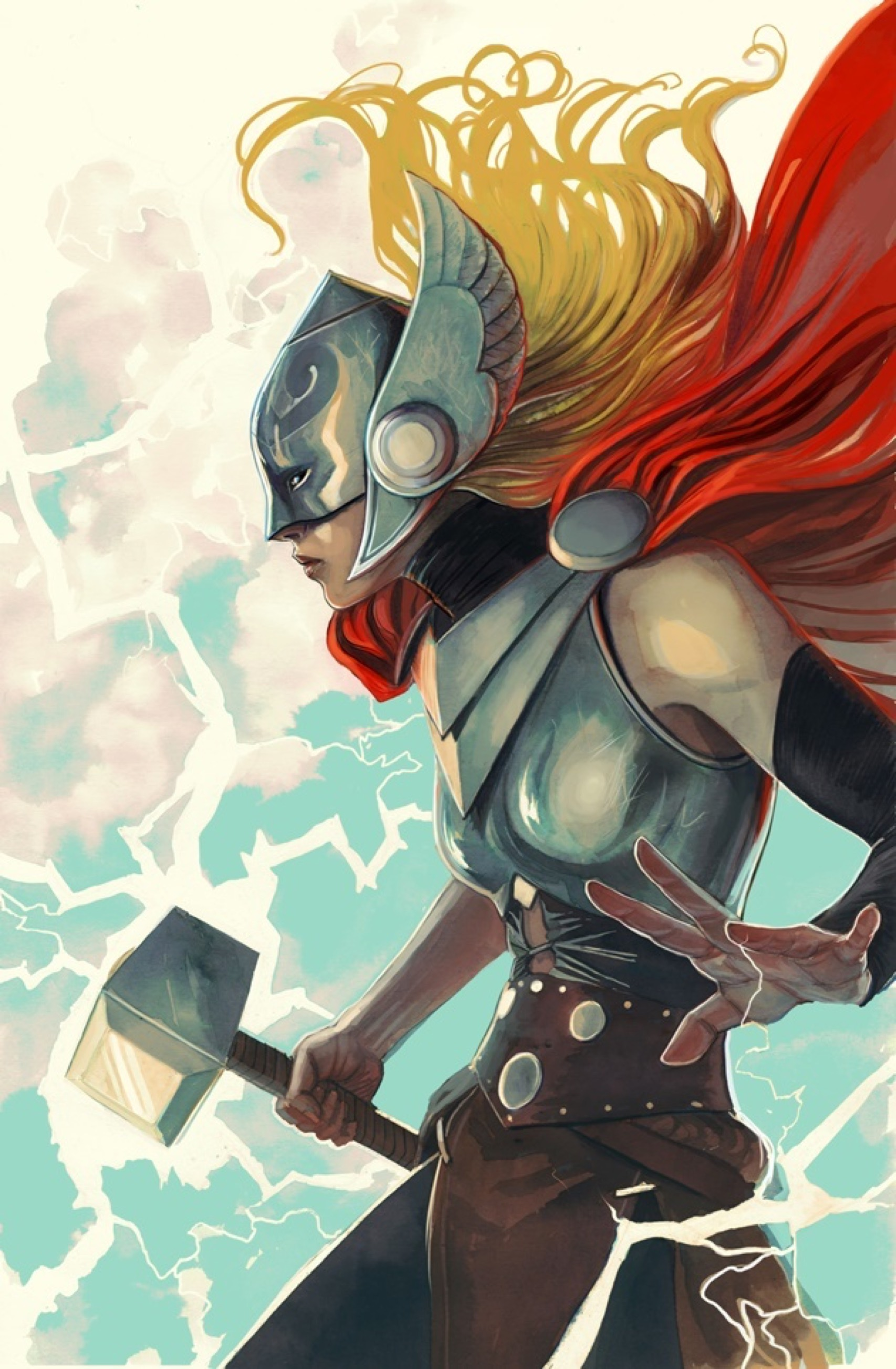 Thor 7 Stephanie Hans Women Of Marvel Variant