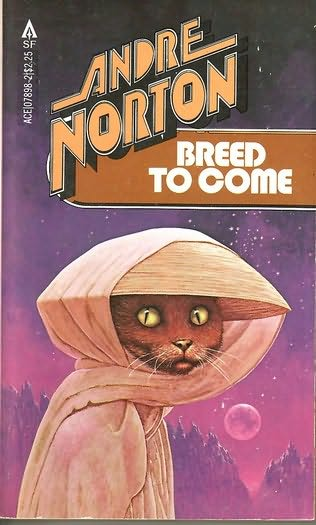 Modern Science Fiction Book Covers : Here s a bunch of science fiction books with cats on the