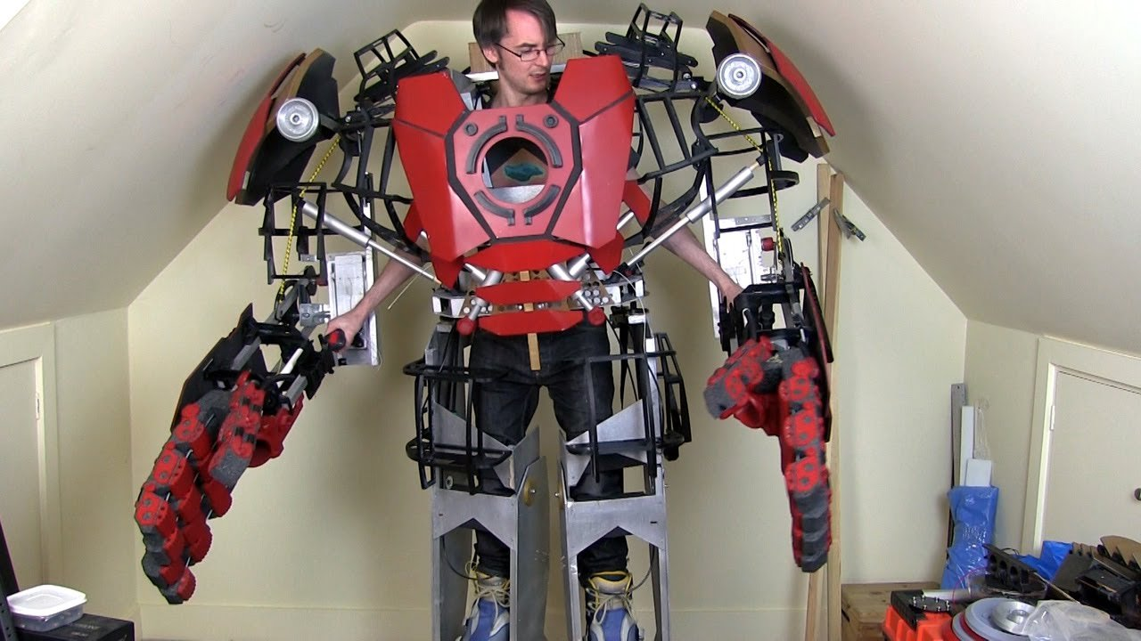 Iron Man Suit Cosplay Iron Man Hulkbuster Cosplay