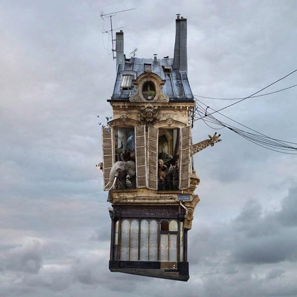 Laurent chehere flying houses designboom 05