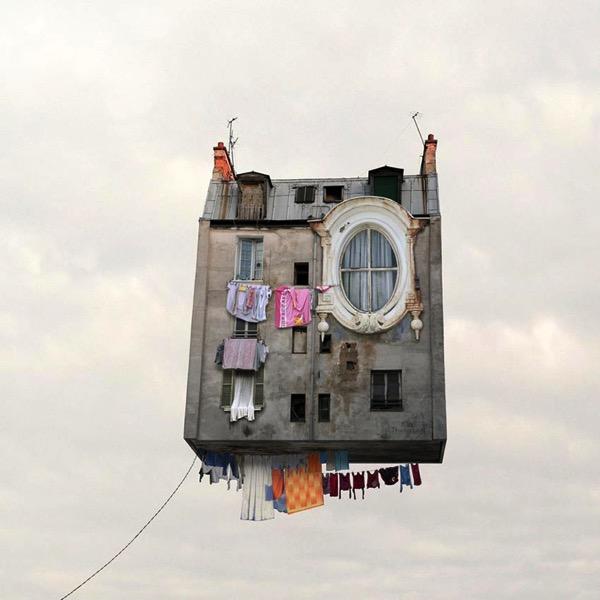 Laurent chehere flying houses designboom 13