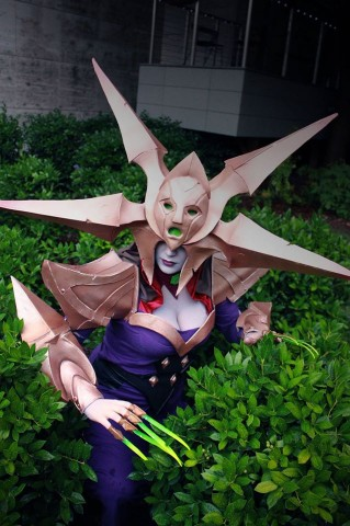 league of legends lissandra costume 1