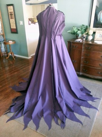 maleficent costume wip 3
