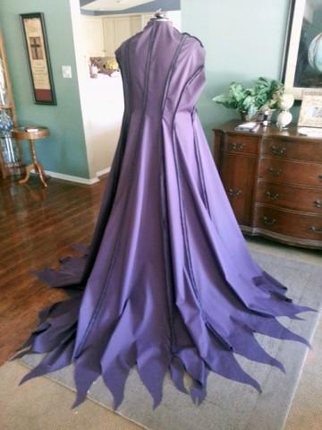 maleficent costume wip 3