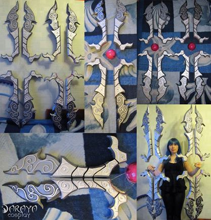 nightblade irelia costume 2