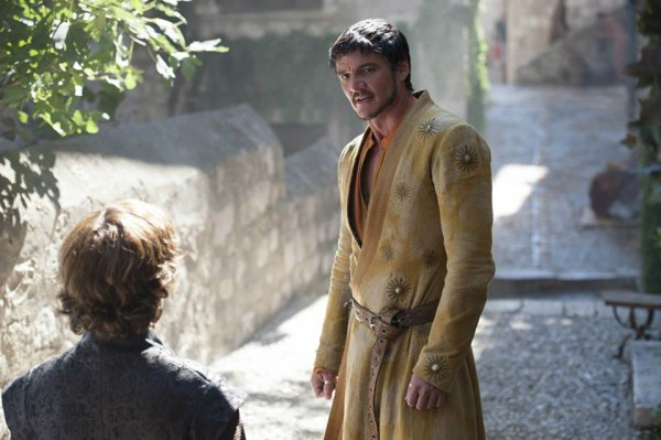 oberyn martell costume reference