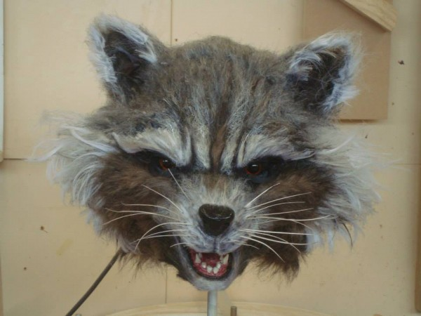 rocket raccoon costume 2