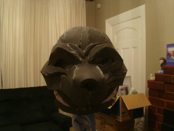 rocket raccoon costume 3