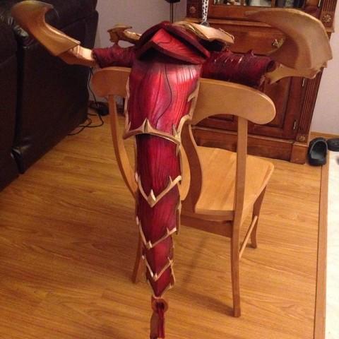 shyvana armor 2