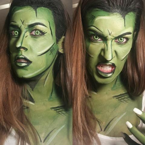 superhero makeup 3