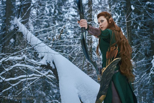 tauriel costume 1