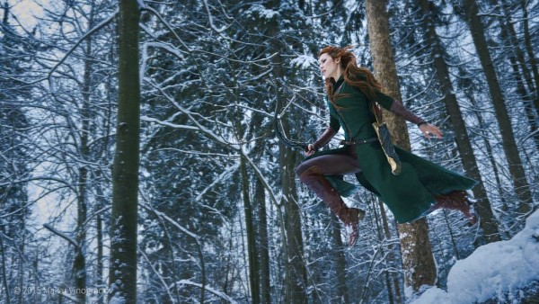 tauriel costume 2