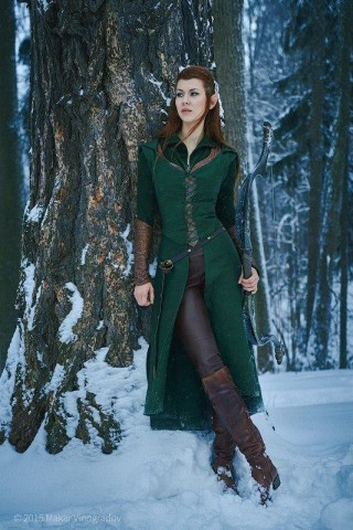 tauriel costume 3