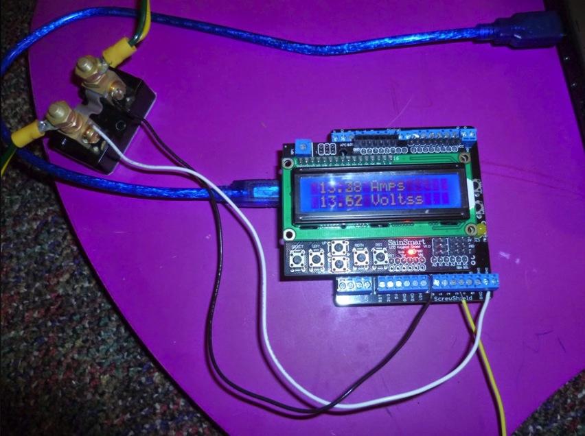 Arduino Your Home Environment Wind Solar Datalogger