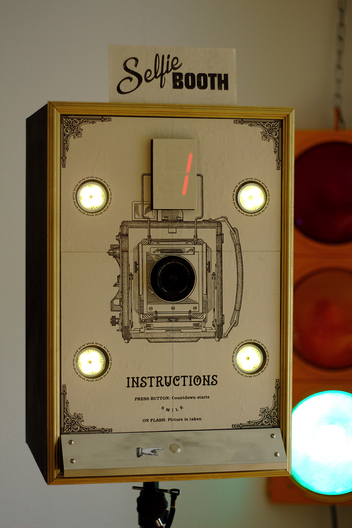Build a vintage photo booth with arduino and raspberrypi build a vintage photo booth with arduino and raspberrypi raspberrypi celebratephotography solutioingenieria Choice Image