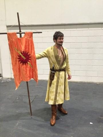Oberyn Martell costume 1
