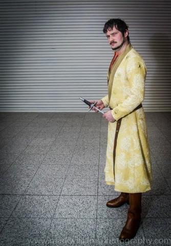 Oberyn Martell costume 2