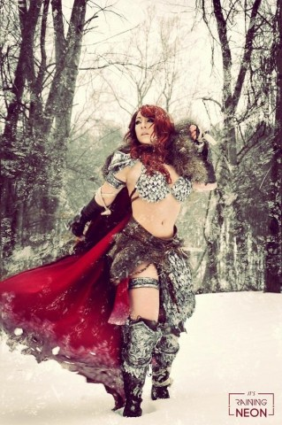 Red Sonja Cosplay 2