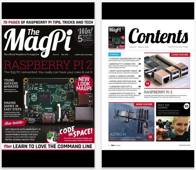 The MagPi Magazine on the App Store on iTunes