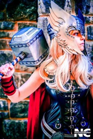 Thor Costume 1
