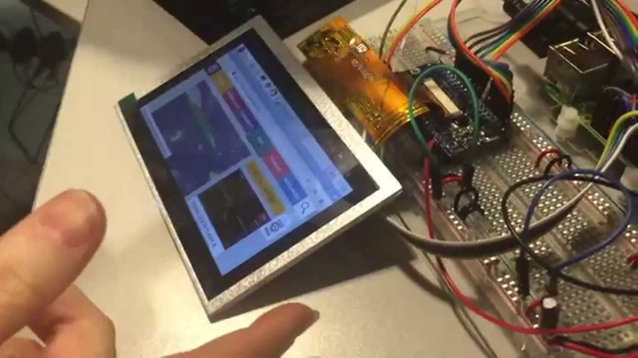 How To Use A Dpi Display With A Raspberry Pi 171 Adafruit