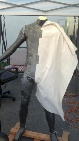 armored nightwing costume 2