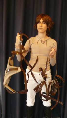 attack on titan harness 2