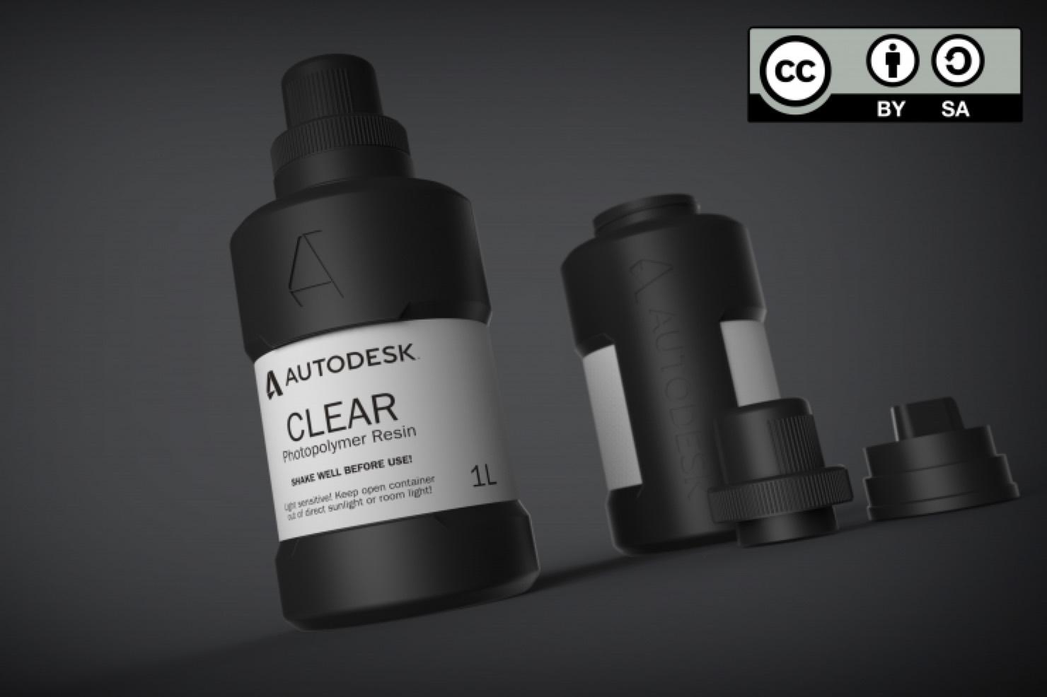 Autodesk Resin