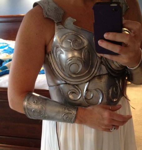 a664f593d1711 Using a Bra to Make a Breastplate « Adafruit Industries – Makers ...