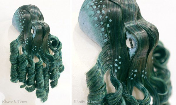 Add To Your Steampunk Cosplay With Octopus Hair Adafruit
